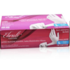 Kép 3/7 - Latex fehér gumikesztyű L-es méret - 100 db / doboz