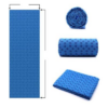Kép 3/7 - Csúszásgátlós jógatörölköző ajándék táskával - kék