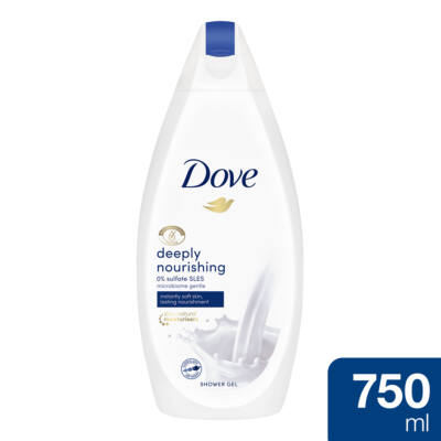 Dove Tusfürdő Deeply Nourishing