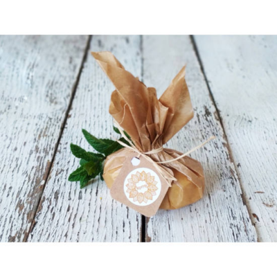 Napvirág Szilárd Testápoló organikus shea - és kakaó vajjal