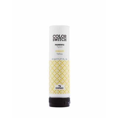 Color Switch Direkt színpigmentes színező (Giallo) – Tocco Magico